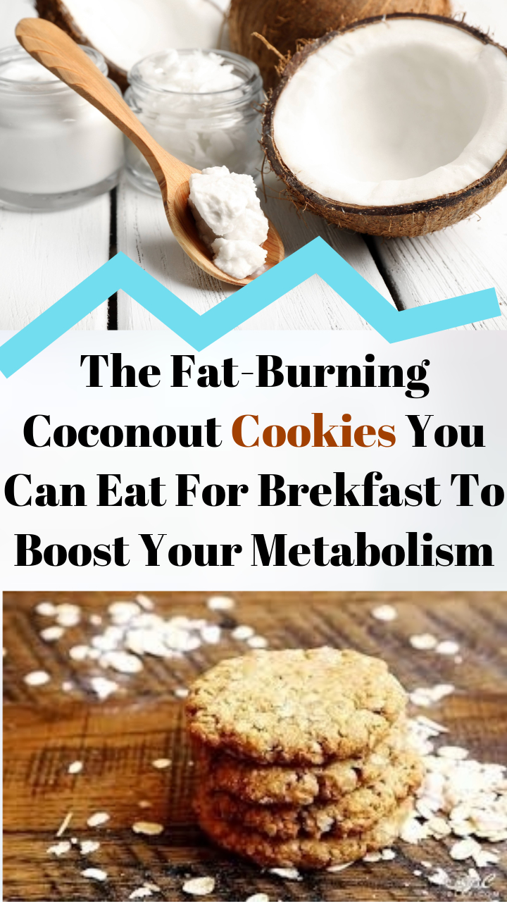 the fat burning coconout cookies